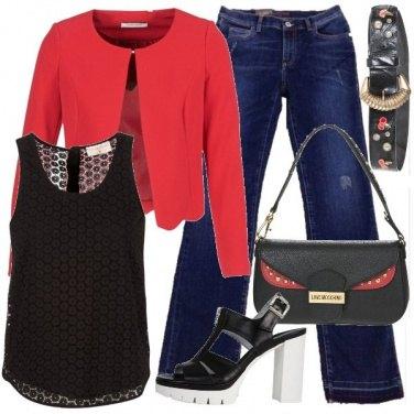 Outfit La cintura con le ciliegie