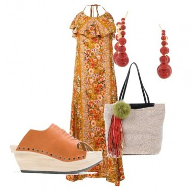 Outfit Etnico #1096