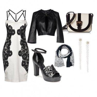 Outfit Sexy e rock