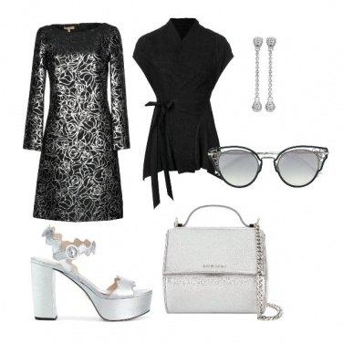 Outfit Silver e' bello