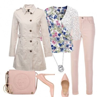 Outfit Trench mania