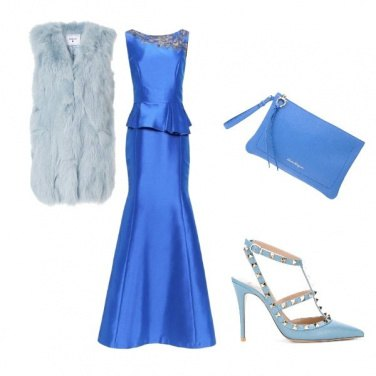Outfit Blue Fairy su Red Carpet