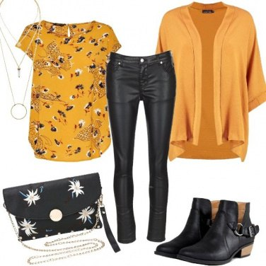 Outfit Rock and Curry