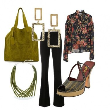 Outfit CMPS Verdeoro