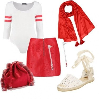 Outfit Cheerleader
