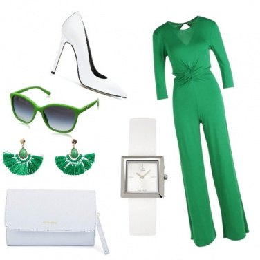 Outfit Matrimonio in jumpsuit