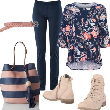 Outfit Bicolor