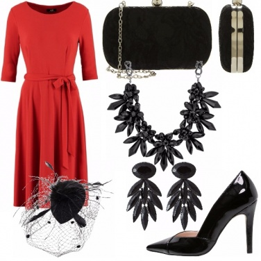 Outfit Eleganza vintage