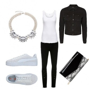 Outfit Urban #2729