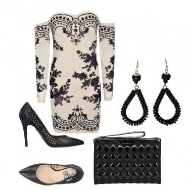 Outfit Girl\'s night out