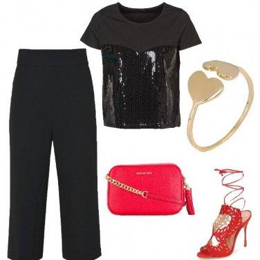 Outfit Con il braccialetto