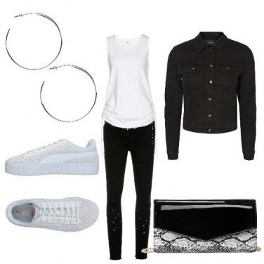 Outfit Urban #2734