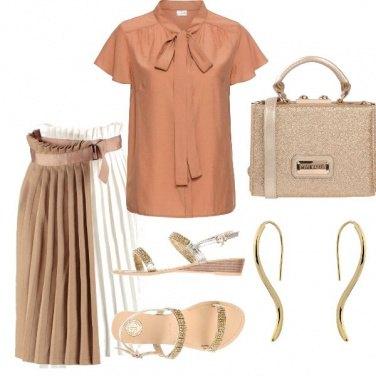 Outfit Shopping bon ton