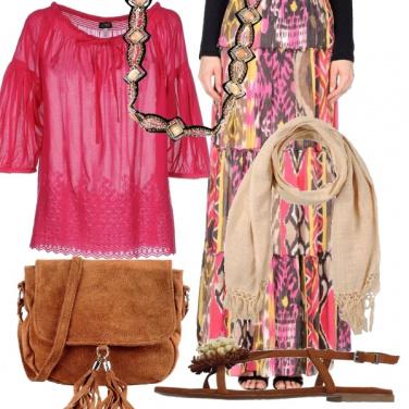 Outfit Oggi voglio essere gipsy