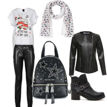 Outfit Rock #1320