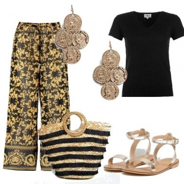 Outfit Etnico #1099