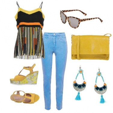 Outfit Trendy #8551