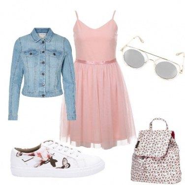 Outfit Ballerina di giorno