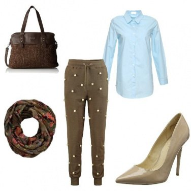 Outfit Trendy #8560