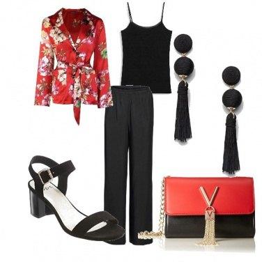 Outfit Eleganza confortevole