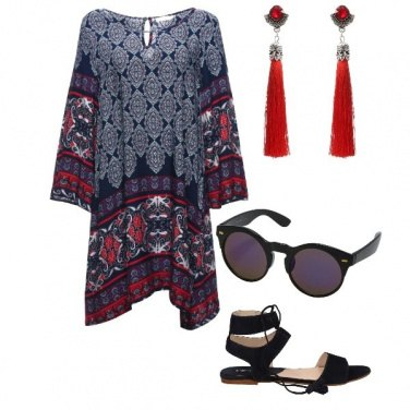 Outfit Etnico #1102