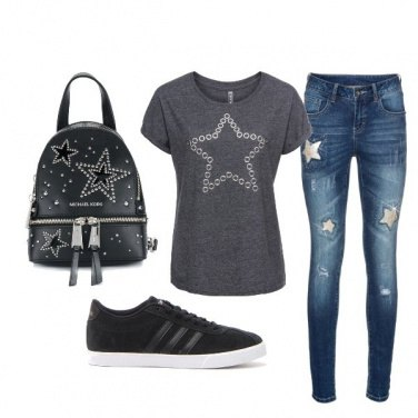 Outfit A little star