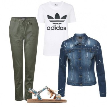 Outfit Trendy #8571