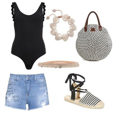 Outfit Trendy #8586
