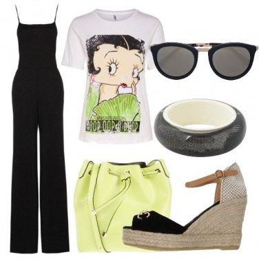 Outfit Jumpsuit di giorno