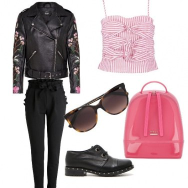 Outfit Rosa barbie