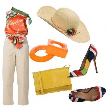 Outfit Vacanze sulla costa