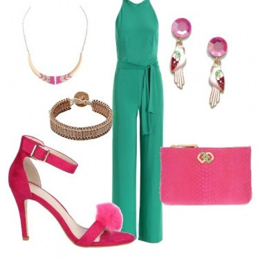 Outfit Eleganza grintosa