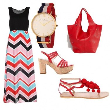 Outfit Trendy #8588