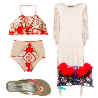 Outfit Etnico #1107