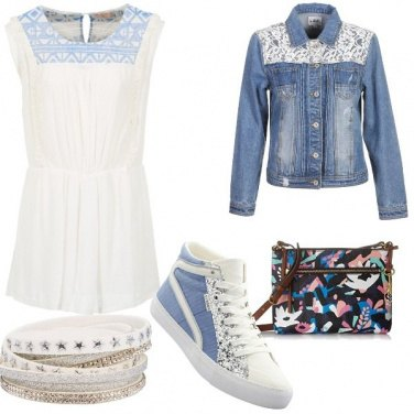 Outfit Trendy #8596