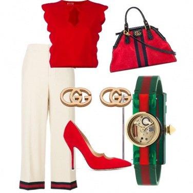 Outfit I love Gucci