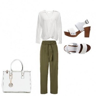 Outfit Shopping pomeridiano