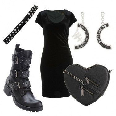 Outfit Rock #1330