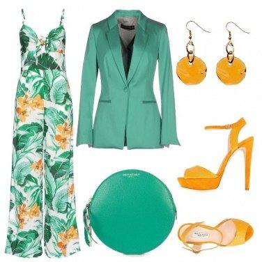Outfit Un tocco esotico