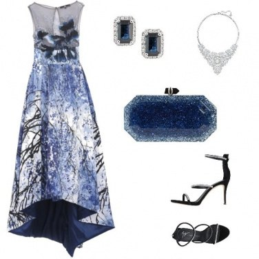 Outfit In blue