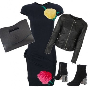 Outfit Glamour jacket