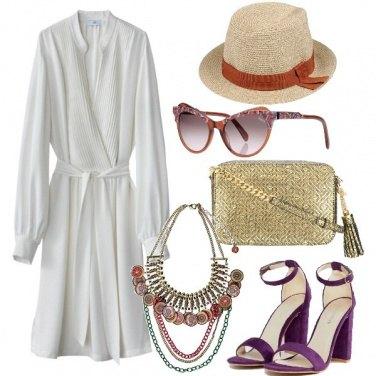 Outfit Aperitivo al sole