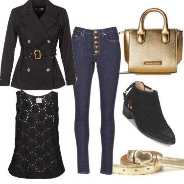 Outfit Accessori oro