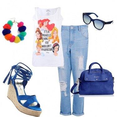 Outfit Principesse