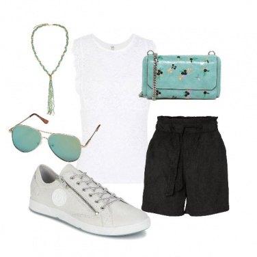Outfit La borsetta fashion