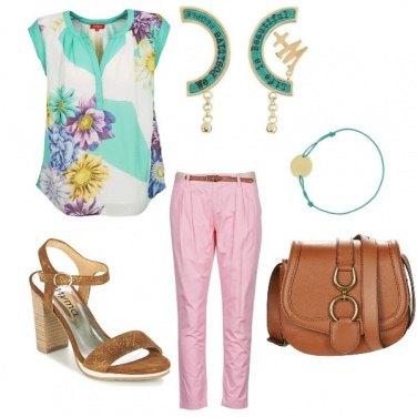 Outfit Una bisaccia in città