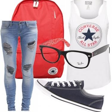 Outfit Si ritorna a scuola!