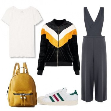 Outfit Glamour & sporty