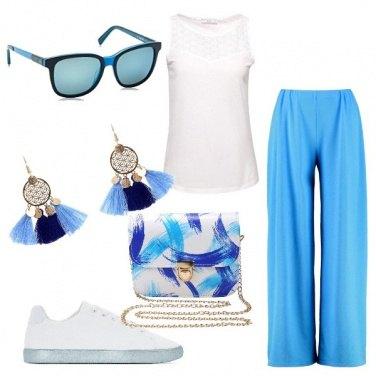 Outfit Il cielo d\'estate