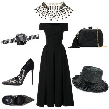 Outfit Chic #5621